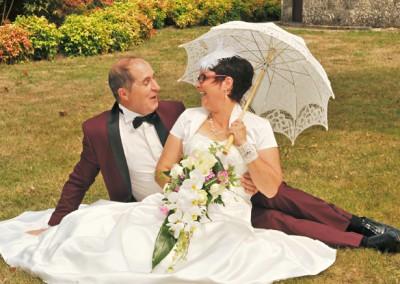 MARIAGE À SAINT BARTHÉLÉMY D'ANJOU