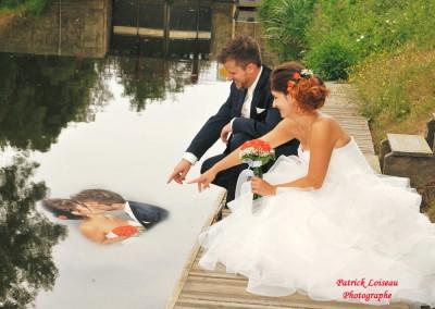 MARIAGE À AVRILLÉ