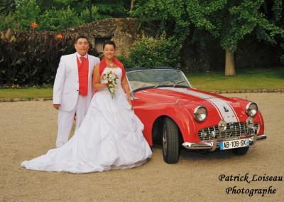 MARIAGE À SAINT AUBIN !
