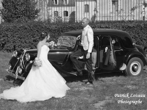 Mariage de Sonia et Anthony
