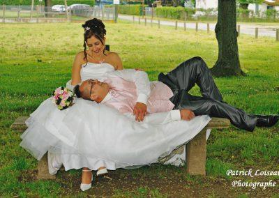 Mariage d'Amélie et Tha