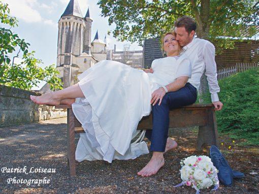 Mariage d'Esther et Vincent