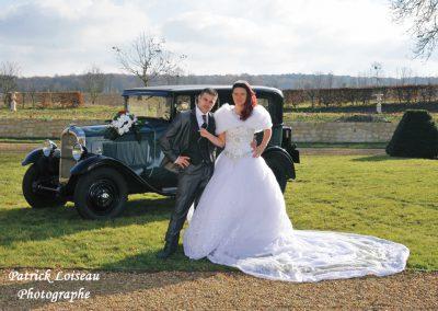 Mariage de Cindy et Jessie le 2 décembre à Louerre