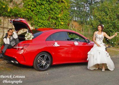 Mariage de Blandine et Damien le 26 Aout a Faveray Machelles