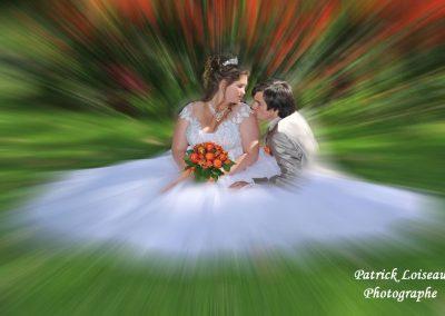 Mariage de Justine et Kèvin le 16 septembre à Saint Geoges du Bois