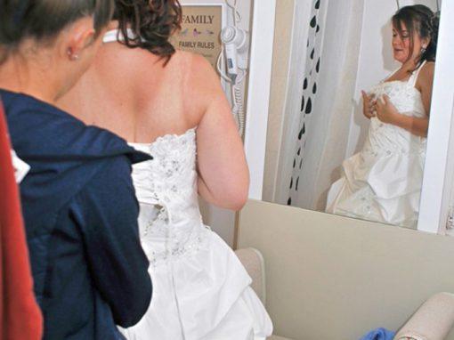 Mariage da Marion et Romain le 5 août à THORIGNE D'ANJOU